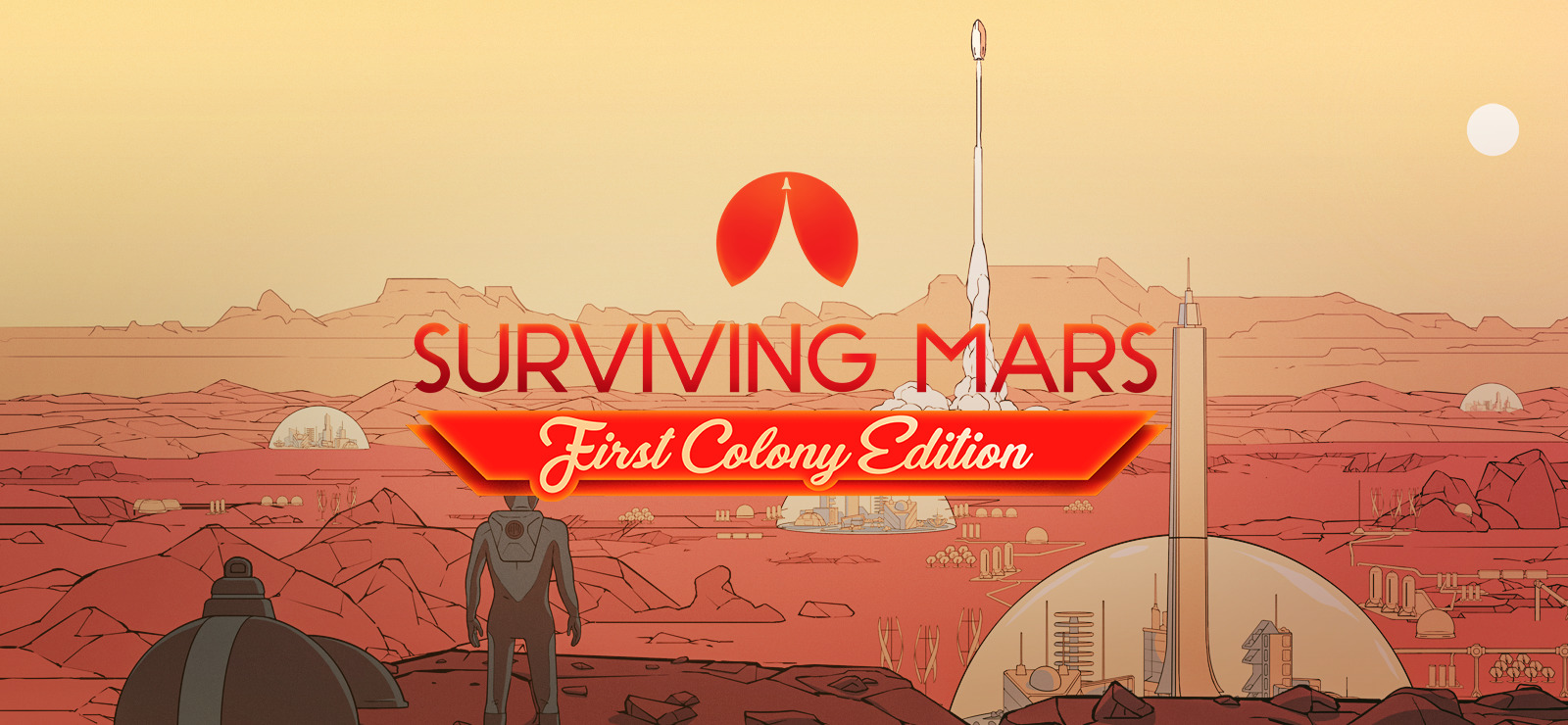 Surviving Mars First Colony